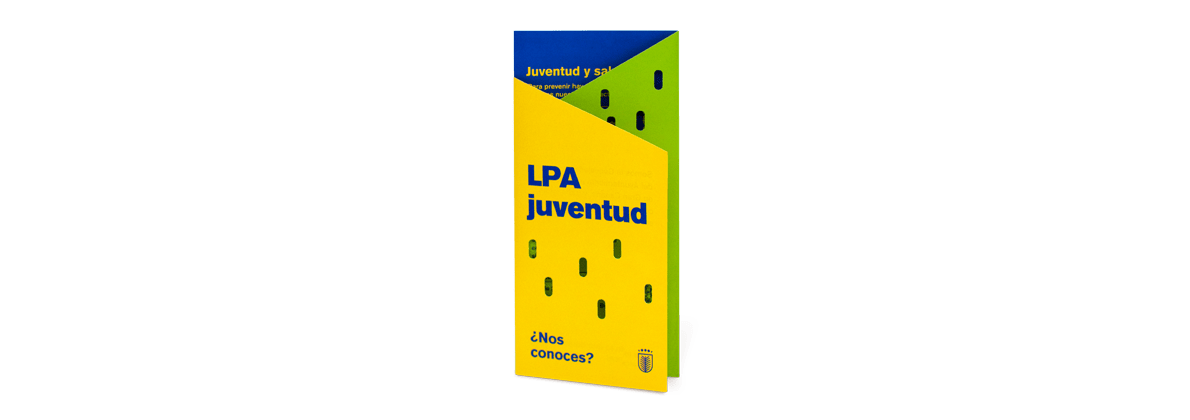Folleto LPA Juventud
